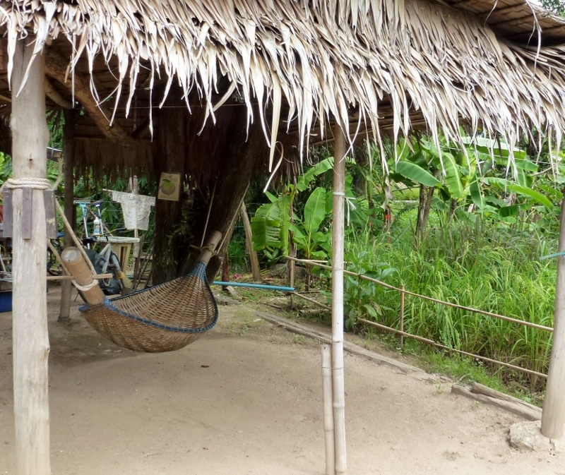 Scorpion Tailed River Cruise Bamboo Hammock
