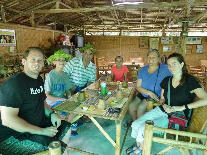 Scorpion Tailed River Cruise Mango Sticky Rice