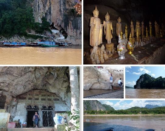 Pak Ou Caves Laos