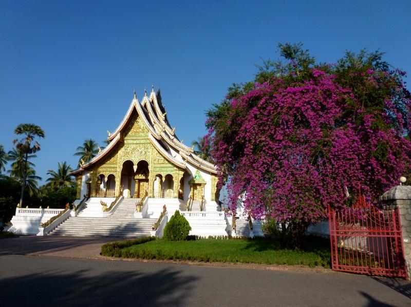 Luang Prabang National Museum Grounds