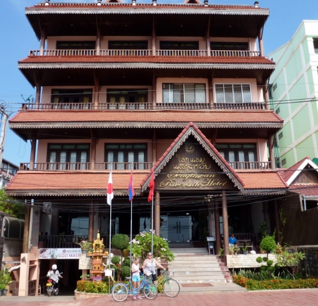 Sengtawan Riverside Hotel Vientiane Laos