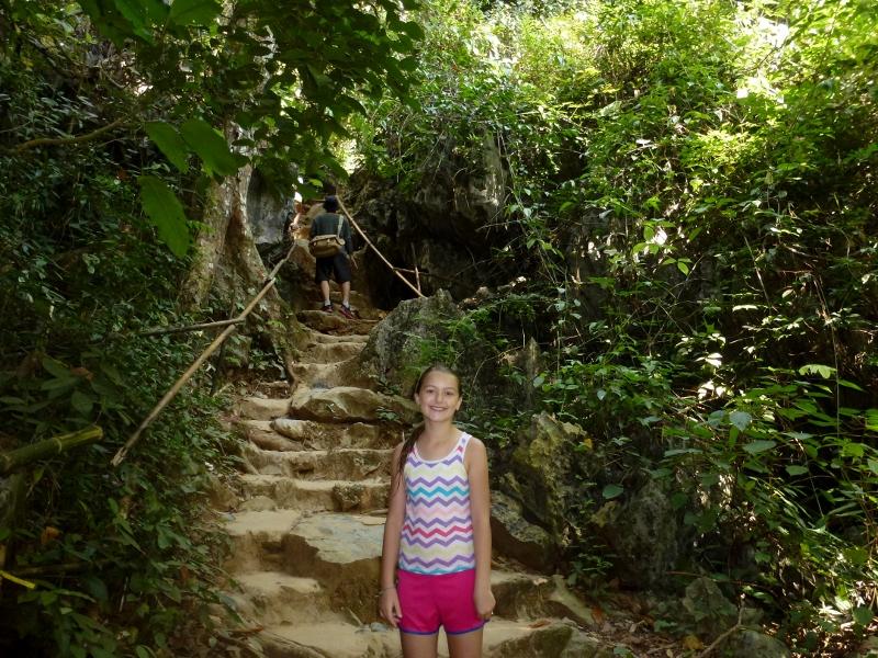 Vang Vieng Blue Lagoon and Cave