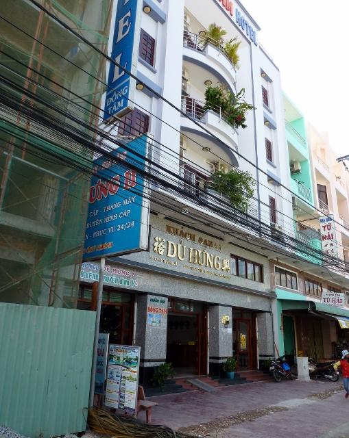 Du Hung II Hotel Ha Tien Vietnam