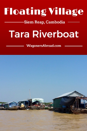 Tara Riverboat Floating Village - Siem Reap Cambodia