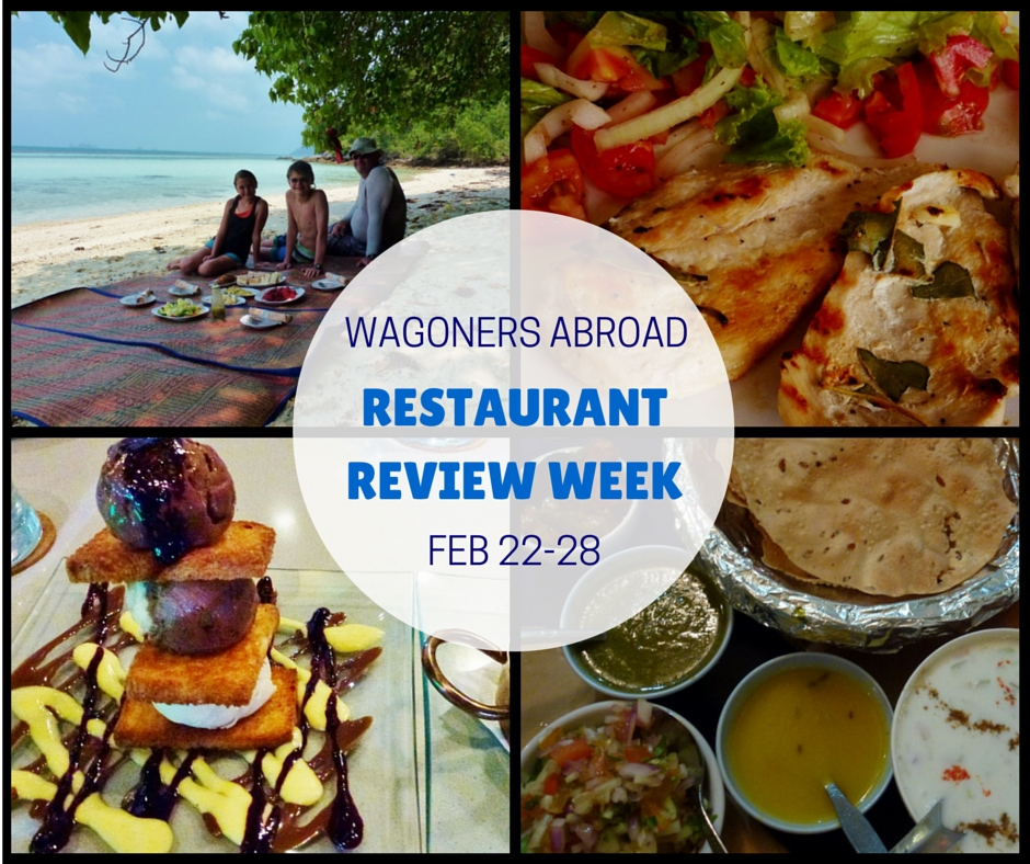 Wagoners Abroad Restaurant Review Week Thai Gulf Islands