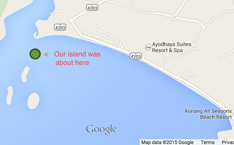 Ao-Nang-Beach-Krabi-Map