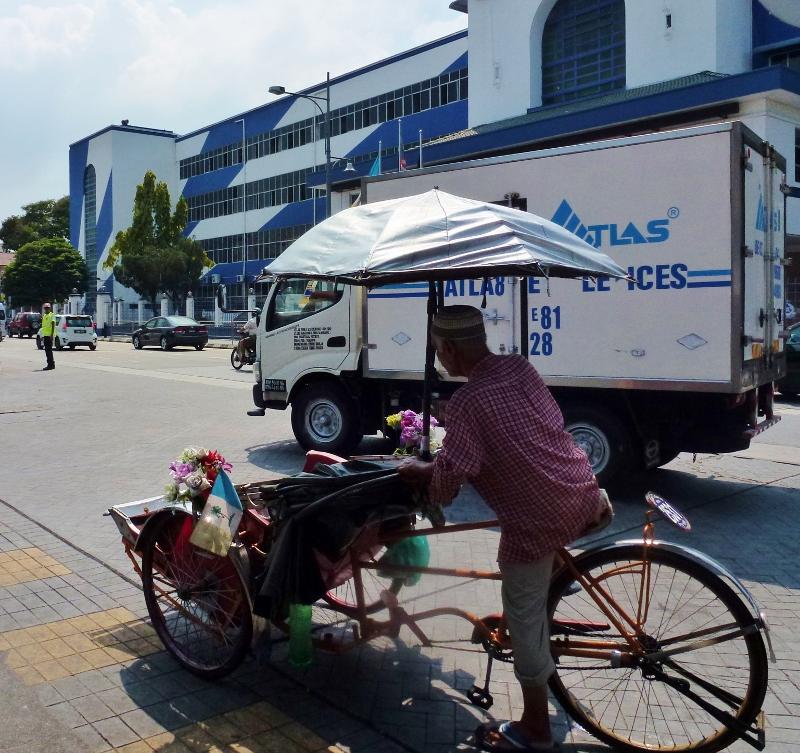 Hop On Hop Off Penang - Georgetown