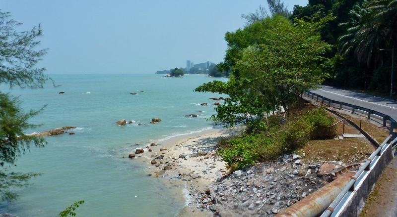 Hop On Hop Off Penang Beach Route