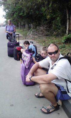 Kep Cambodia Travel Day