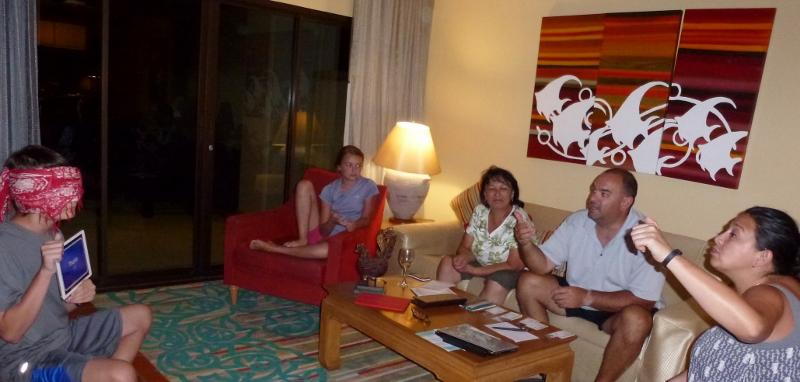 Heads Up Phuket Thailand Feb 2015