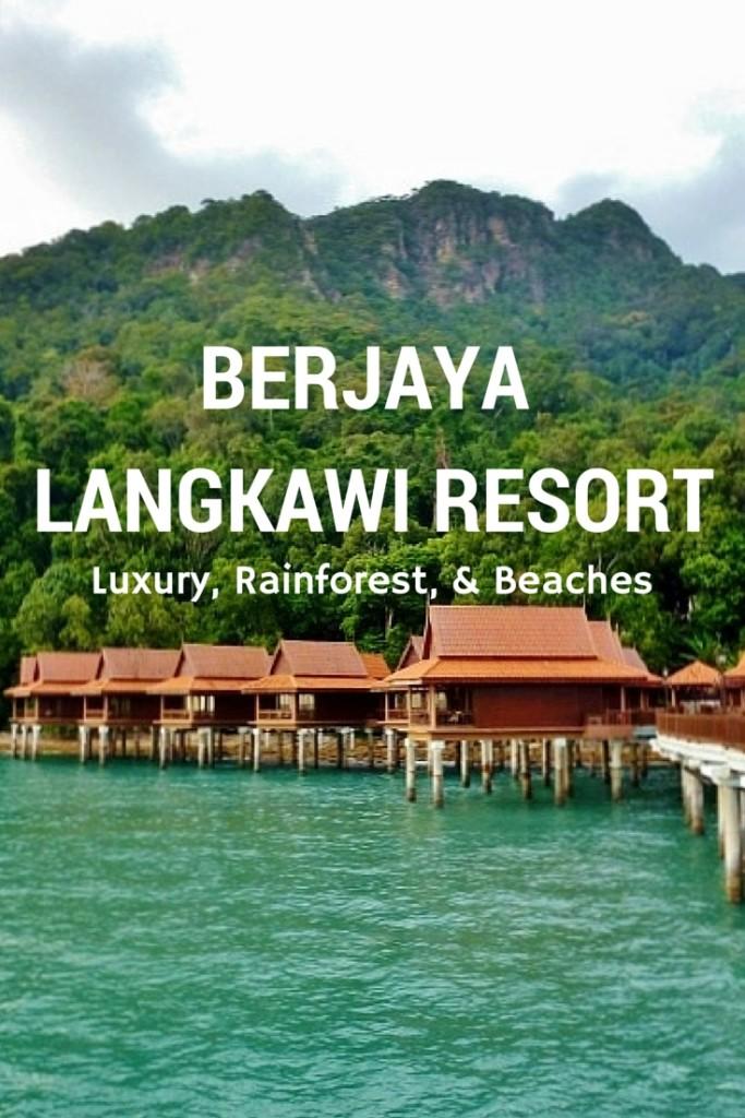 Luxury Spa Resorts Langkawi