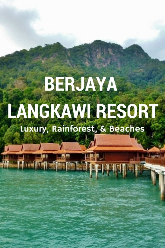 Berjaya Langkawi Resort Rainforest and Beach Read more on WagonersAbroad.com