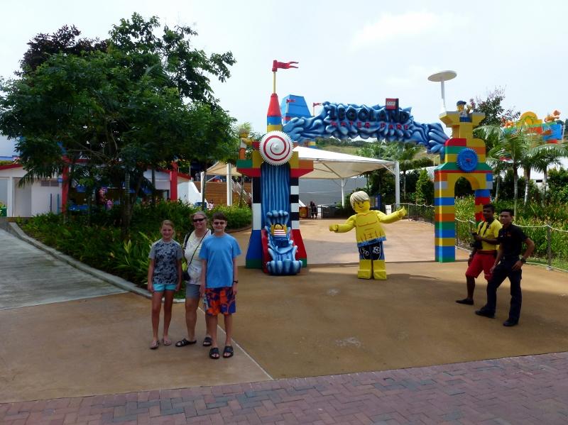 Legoland Water Park Johor Bahru Malaysia