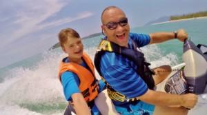 Mega Water Sports 8 Island Hopping Jetski Tour Langkawi