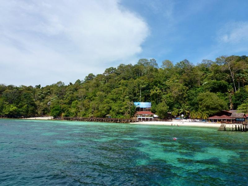 Palau Payar Marine Park Snorkeling in Langkawi Malaysia
