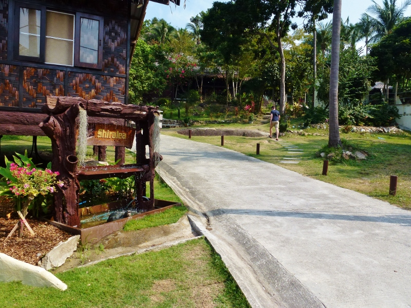 Shiralea Backpacker Resort Koh Phangan Thailand