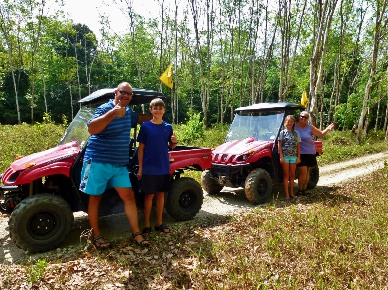 Wagoners Abroad with Naam Rhino Adventure in Langkawi Malaysia