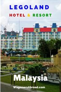 LEGOLAND Hotel and Resort Malaysia. Read more on WagonersAbroad.com