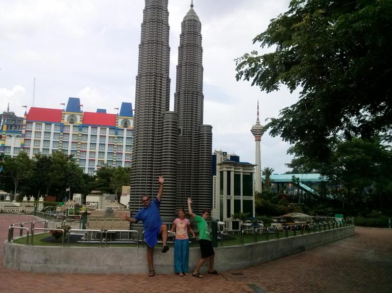 Legoland Malaysia Miniland Kuala Lumpur