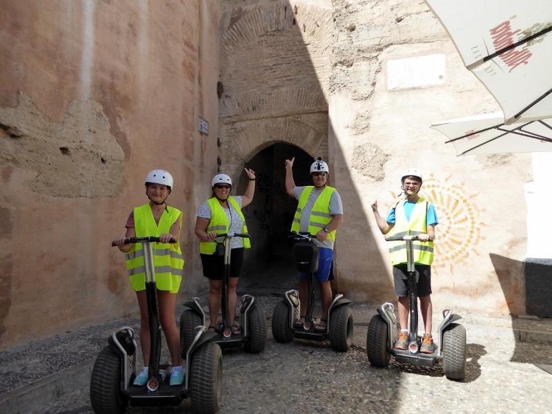 Granada-Spain-Segway-Tour-with-EnSegway-Albaicin-Enjoying-History