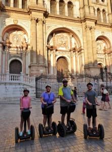 Segway-Malaga-Experience-Spain-Catedral-de-la-Encarnación-de-Málaga