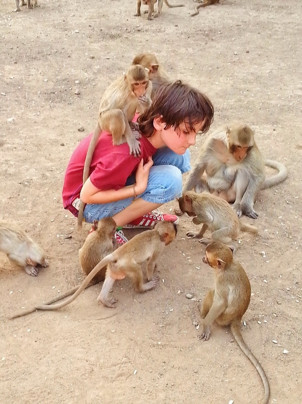 Drew Smith - Through the eyes of the traveling Child Monkeys everywhere 2015-03-17