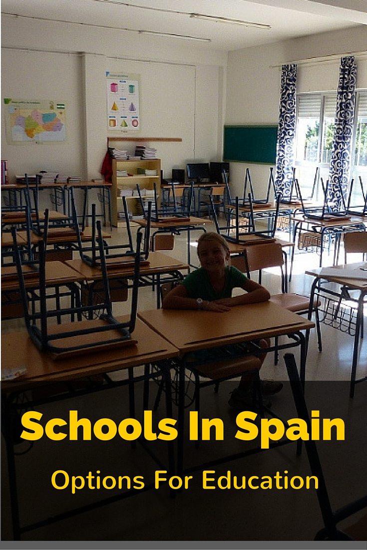 School in Spain - education options for expats