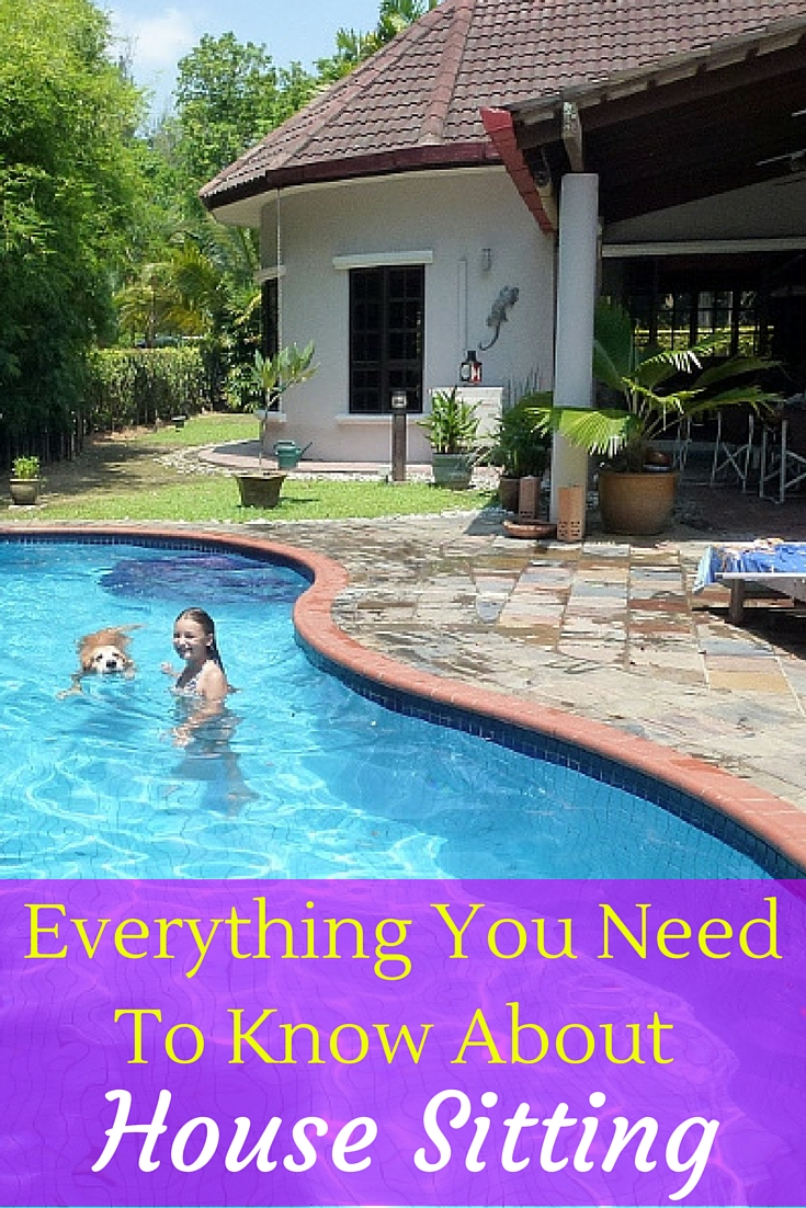 Everything you need to know about house sitting wagoners for Things you need in a house