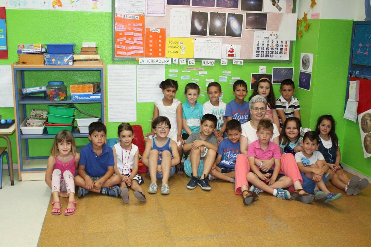 Darcy and Katies kids education in Spain 1st year