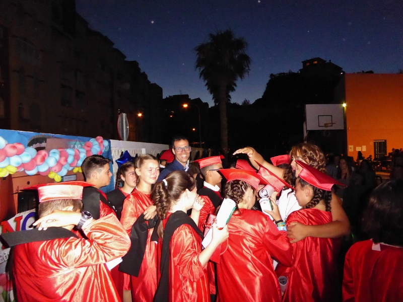 La Noria class of 2016 Anya emotions for everyone