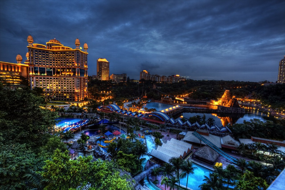 sunway hotels malaysia