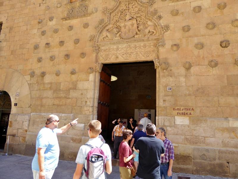 CASA DE LAS CONCHAS HOUSE Salamanca City Discovery 48 hour Salamanca Card