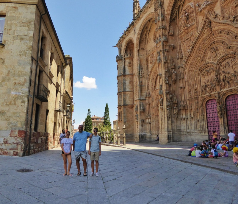 Exploring Salamanca with the City Discovery 48 hour Salamanca Card