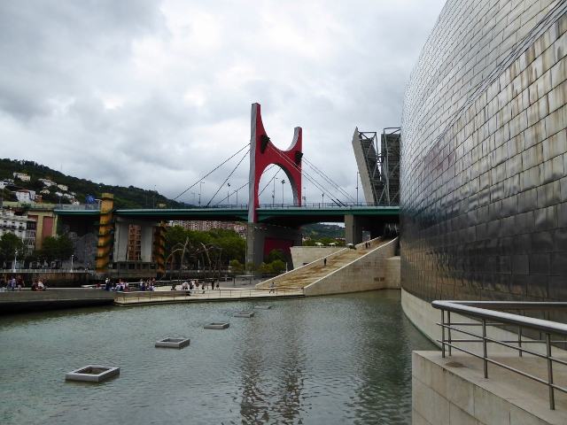 Guggenheim Bilbao Basque Country Spain