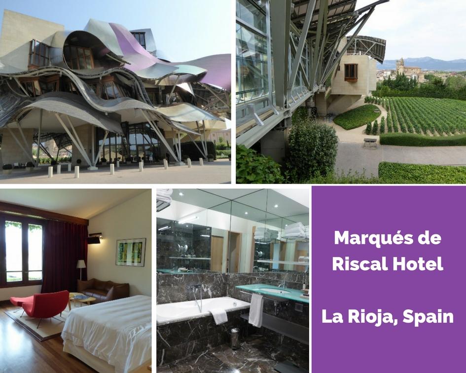 Marqués de Riscal Hotel La Rioja Spain