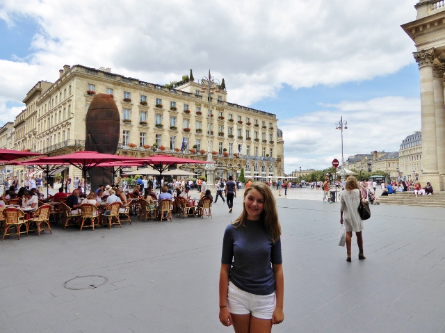 Exploring Bordeaux France