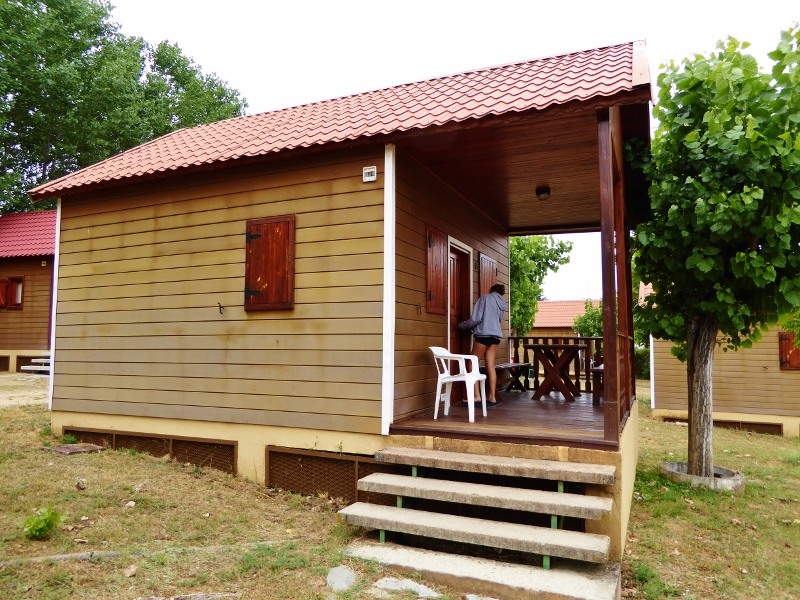 Salamanca Camping Regio Bungalow