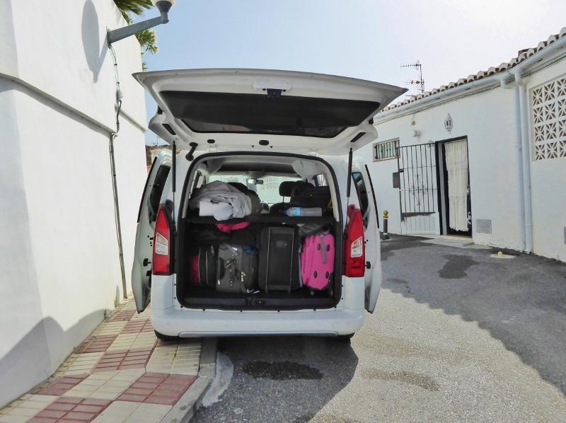 Summer 2016 8 week Road Trip Spain and France