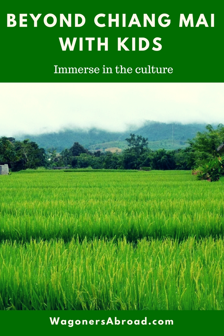 Immerse In The Culture Beyond Chiang Mai With Kids
