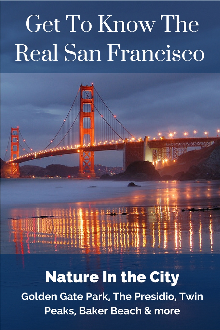 Get To Know The Real San Francisco - Nature In the City! Read more on WagonersAbroad.com