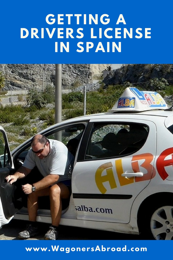Americans Getting a Drivers License in Spain. We share the entire process to obtain a Spanish Drivers License, including the process, costs and more. Read more on WagonersAbroad.com
