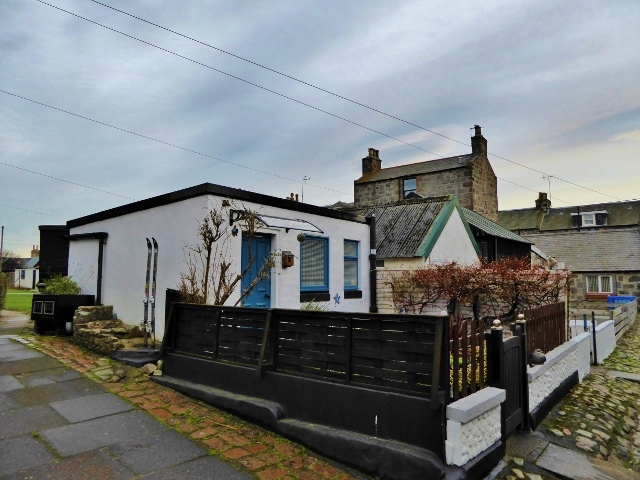 Aberdeen Village of Footdee Fittie