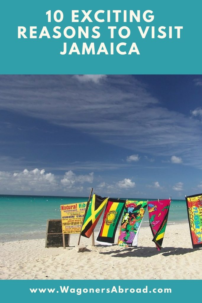 10 Exciting Reasons To Visit Jamaica, Just The Parents. Read more on WagonersAbroad.com