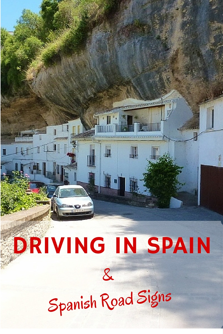 driving in spain and spanish road signs explained wagoners