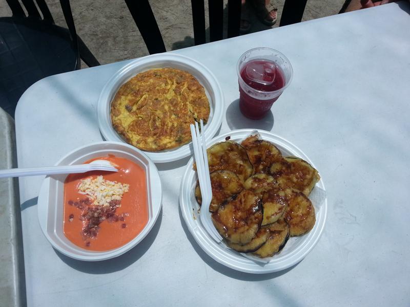 Feria Gastron�mica de Almu��car - Wagoners Abroad Wagoners Abroad