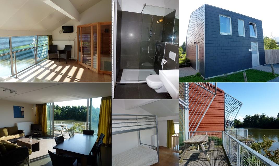 Accommodation Spotlight Sunparks De Haan Belgium Wagoners