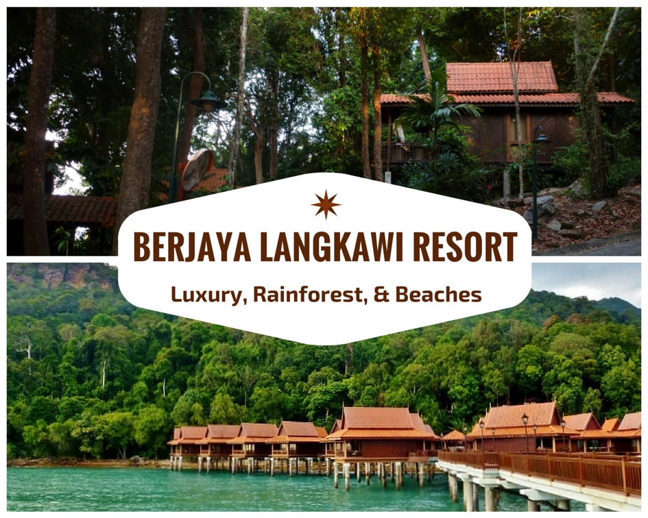 Rainforest, Beach & Monkeys At The Berjaya Langkawi Resort ...